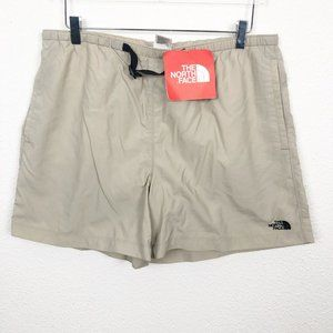 NWT The North Face V Trunk Mesh Lined Shorts XL
